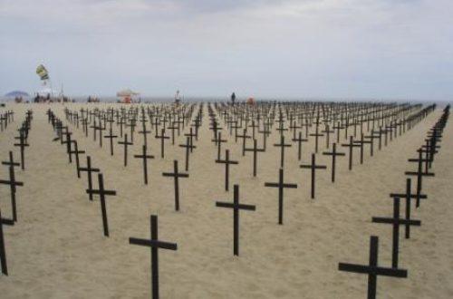 Article : Les noirs meurent plus que les blancs au Brésil