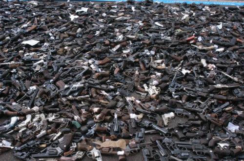 Article : Port d'armes: une tendance du nouveau monde?