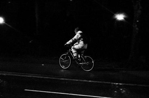 Article : La nuit des cyclistes
