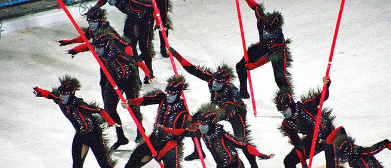Article : Carnaval brésilien: le jour des noirs est arrivé