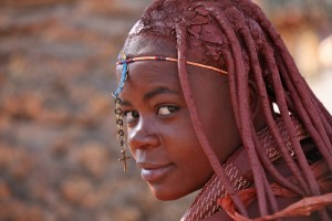 Himba_girl