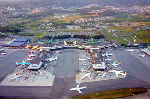 Article : Aéroports brésiliens: les notes avant la Coupe du Monde