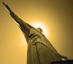 (Le Christ à Rio de Janeiro - Crédit photo: bossa67/ Wikimedia Commons)