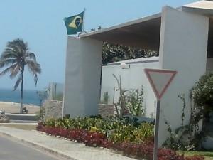 (Ambassade du Brésil au Sénégal. Crédit photo: Serge Katembera)