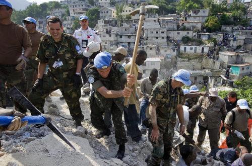 Article : Un général brésilien en RDC n'est pas la solution
