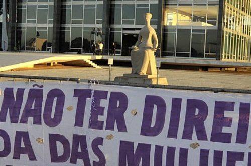 Article : Avortement au Brésil: Il faut «tuer» le roi