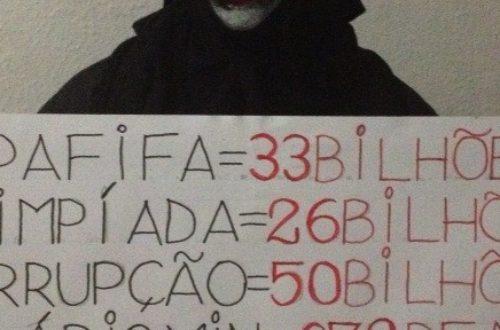 Article : Brésil: la Manif des 20 centavos