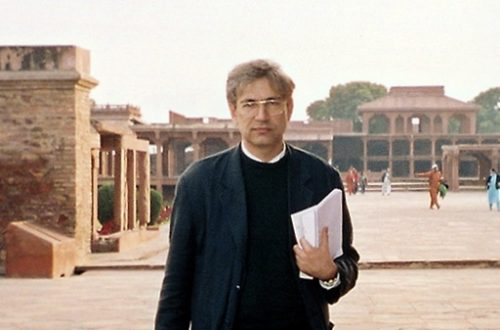 Article : Orhan Pamuk, Neige