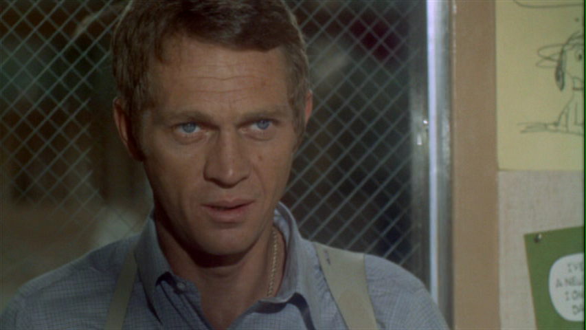 Steve Mcqueen dans Bullitt, photo by theleetgeeks on Flickr