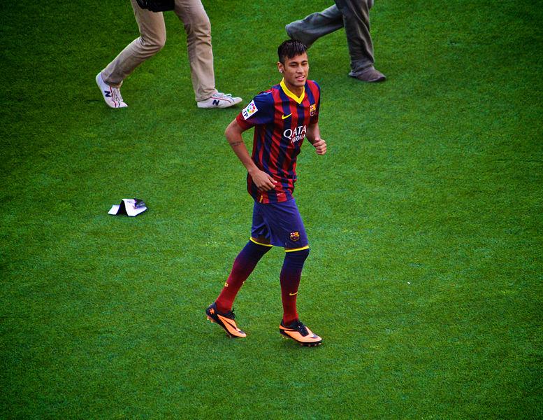 http://commons.wikimedia.org/wiki/File:Neymar_Barcelona_presentation_2.jpg