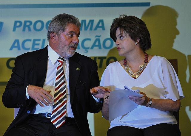 http://commons.wikimedia.org/wiki/File:Dilma_e_Lula_no_PAC.jpg