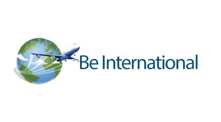 Logo de Be International