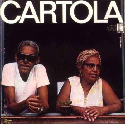 """Cartola et Dona Zica, poster de l'album """"O Mundo é um Moinho"""""""