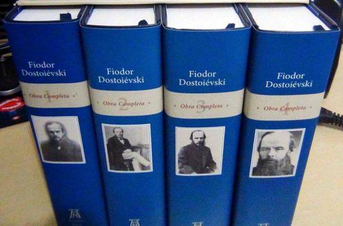 Article : Comme dans un roman de Dostoiévski