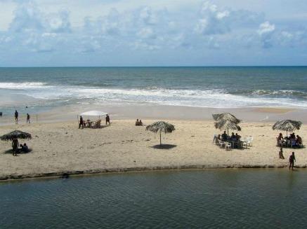 Praia Bela Littoral de Paraíba - crédit photo: Nicolas D.