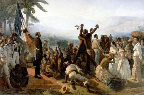 Article : Pourquoi parler de l'esclavage?