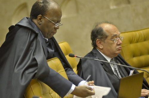 Article : Au Brésil, la Cour suprême de nouveau blanche