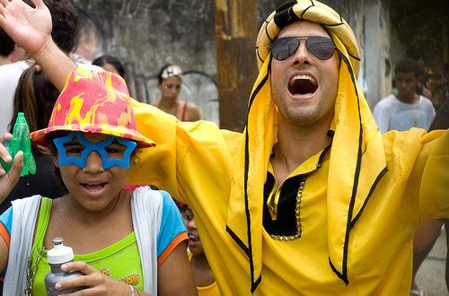 Article : Brésil: du charme et des regrets au Carnaval