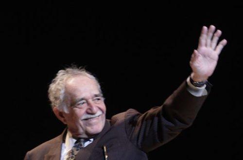 Article : Gabriel García Márquez: «Jamais sans mes putains…»