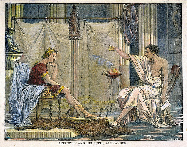 http://commons.wikimedia.org/wiki/File:Alexander_and_Aristotle.jpg