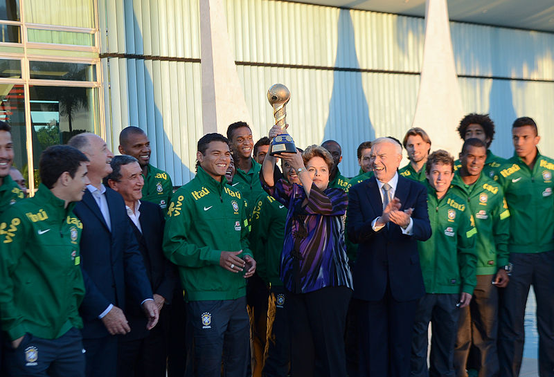 http://commons.wikimedia.org/wiki/File:Dilma_Rousseff_Confederations_Cup_2013_(5).jpg