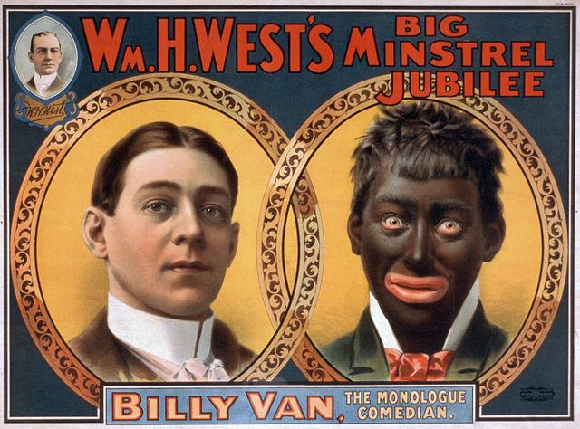 http://commons.wikimedia.org/wiki/File:Minstrel_PosterBillyVanWare_edit.jpg