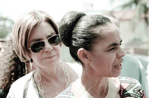 Article : Marina Silva change sa politique… et son look