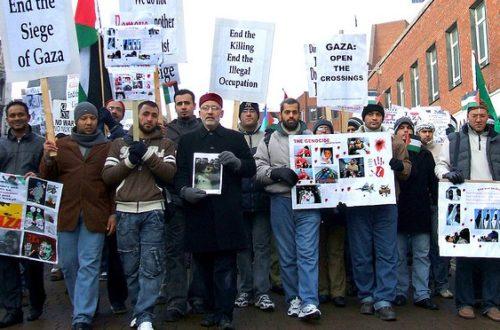 Article : Le racisme et l'islamophobie, modus vivendi en Israël