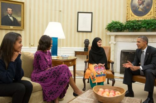 Article : L'Amérique qui célèbre Malala malmène Snowden