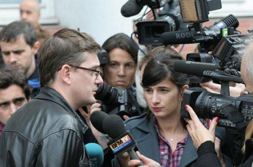 Article : Charlie Hebdo et le «spectacle»