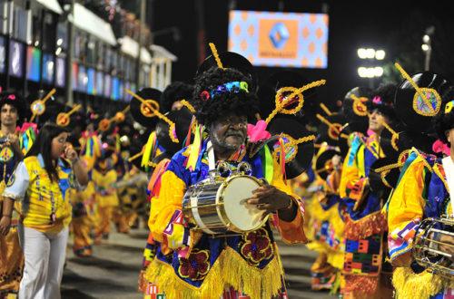Article : Huit choses que les Brésiliens ne font qu'au Carnaval