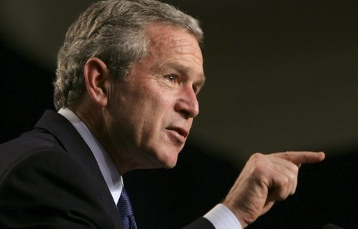 http://commons.wikimedia.org/wiki/File:President_George_W._Bush_discussing_Social_Security.jpg