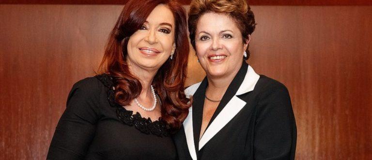 Article : Brésil-Argentine : deux femmes dans la tourmente