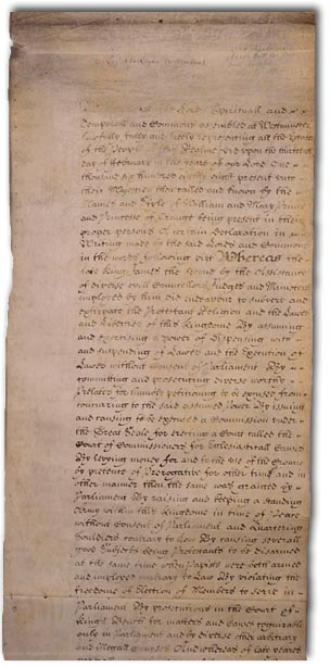 http://en.wikipedia.org/wiki/Bill_of_Rights_1689#/media/File:English_Bill_of_Rights_of_1689.jpg