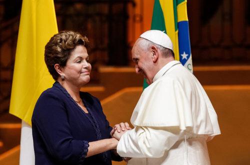 Article : Dilma Rousseff : «Bénissez-moi mon père car j'ai péché, cela fait 67 ans que je suis une femme»