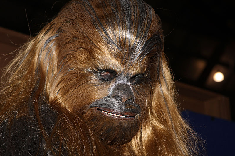 https://commons.wikimedia.org/wiki/File:Chewbacca_Supanova_2014_(1).jpg