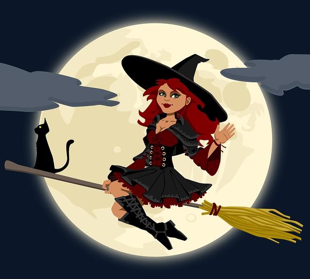 https://pixabay.com/pt/bruxa-bruxaria-broomstick-vassoura-155291/
