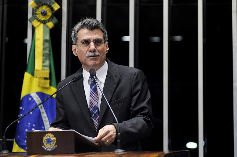 Le ministre du plan Romero Juca a été provisoirement écarté du gouvernement intérimaire au Brésil | Flickr.com | Senado Federal